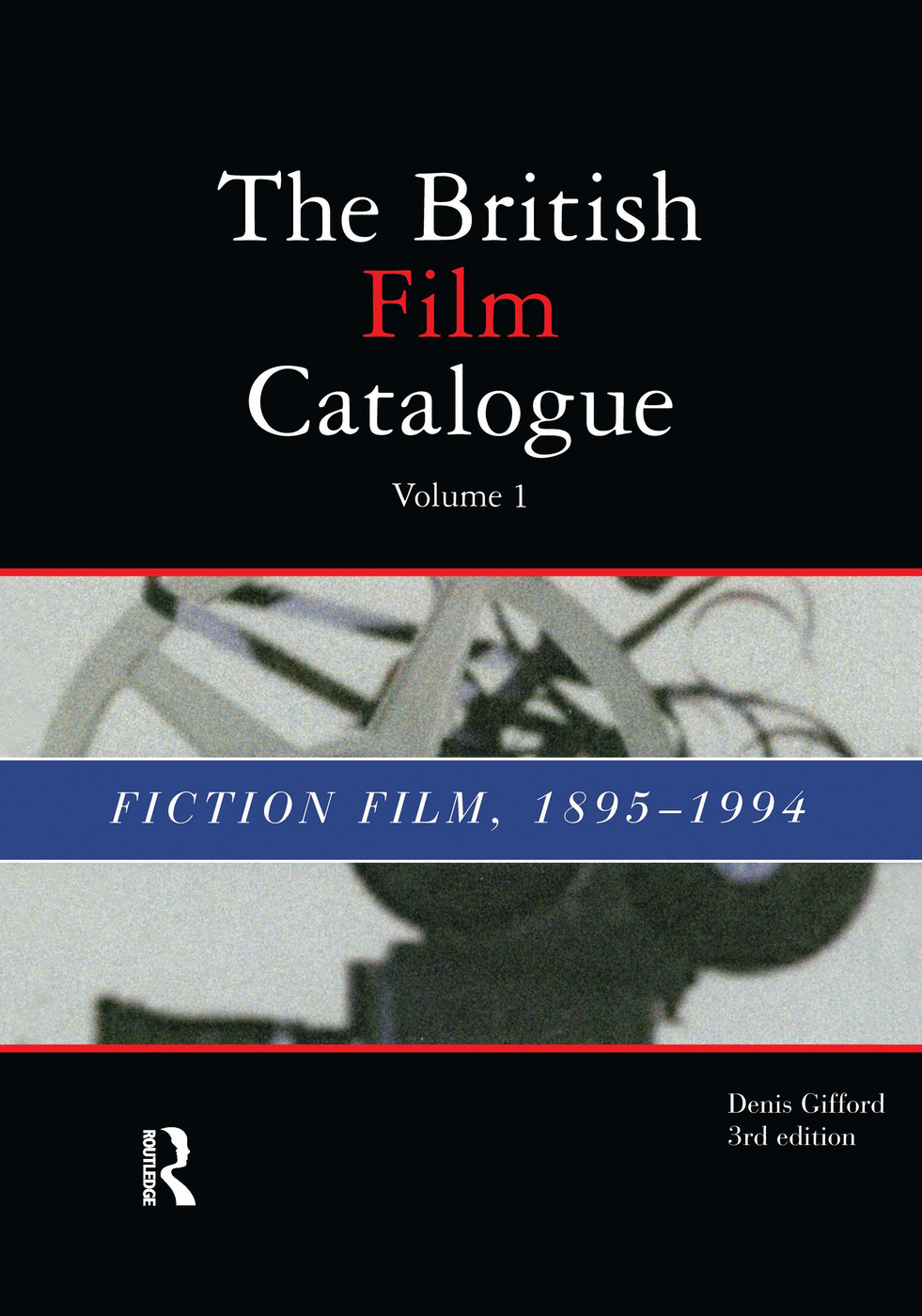 British Film Catalogue Two Volume Set The Fiction Film The Non Fict