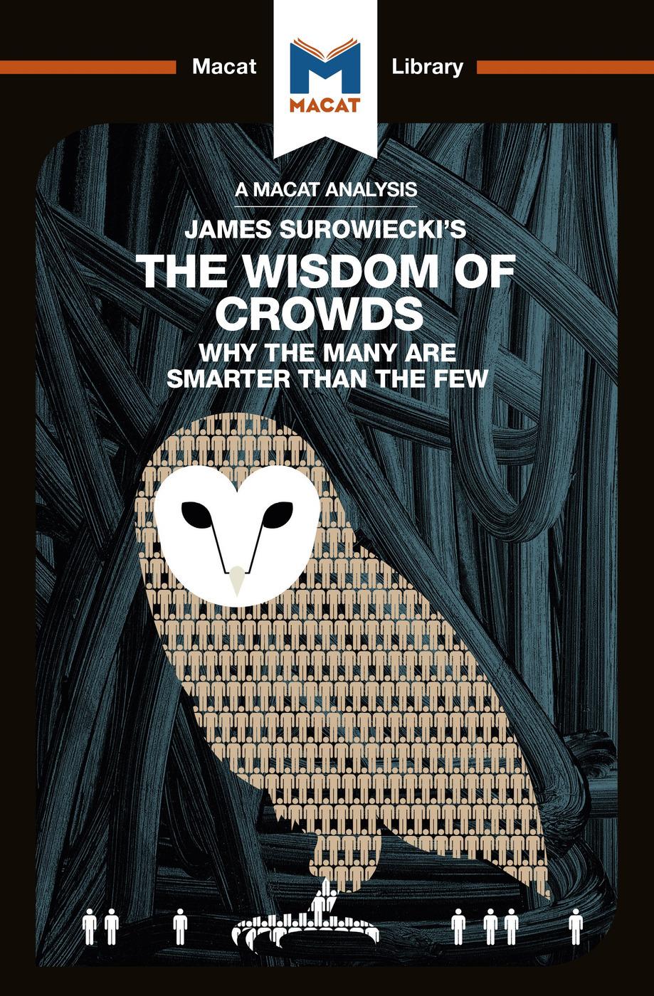 Download The Wisdom Of Crowds By James Surowiecki